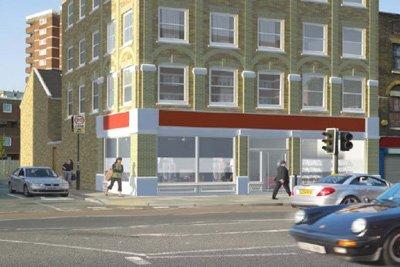 412 Commercial Road, London E1