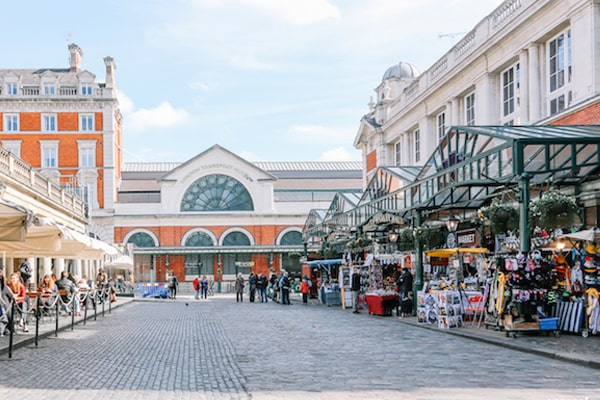 Office Space for Rent in Covent Garden, London