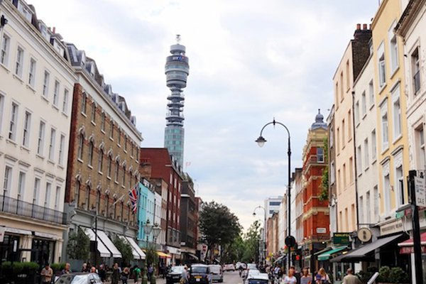 Office Space for Rent in Noho, London