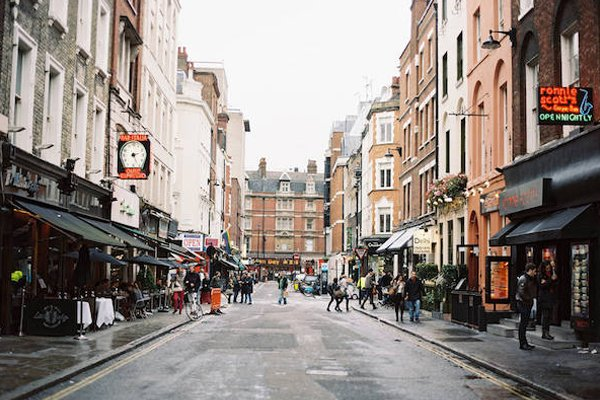 Office Space for Rent in Soho London
