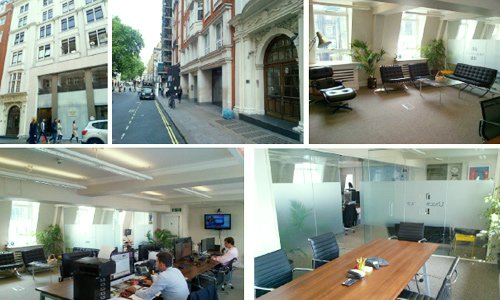 New Property Alert: Plug & Play Hedge Fund Office Space