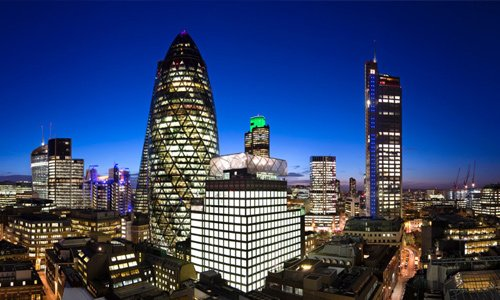 An intro to finding the perfect office space London