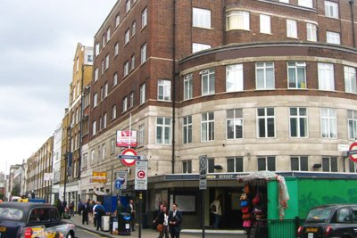 293-295 Euston Road, London NW1