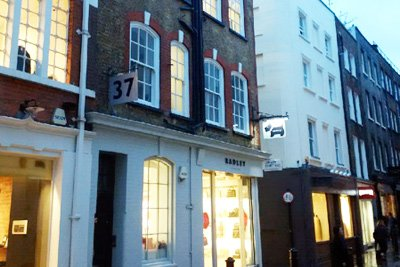 37 Floral Street, London WC2