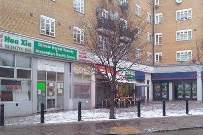 86 Church Street, London NW8