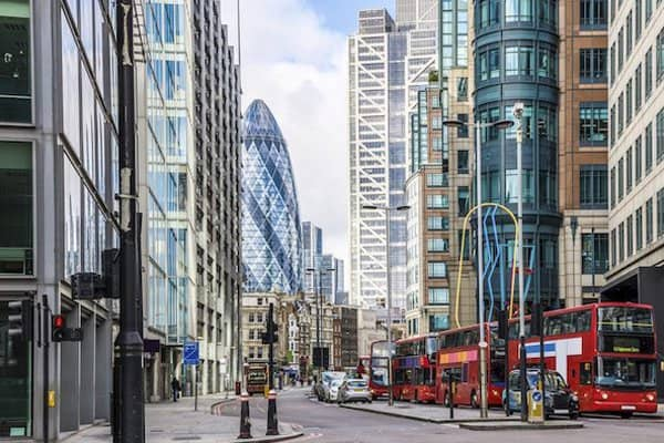 Office Space for Rent in City of London EC1, EC2, EC3, EC4