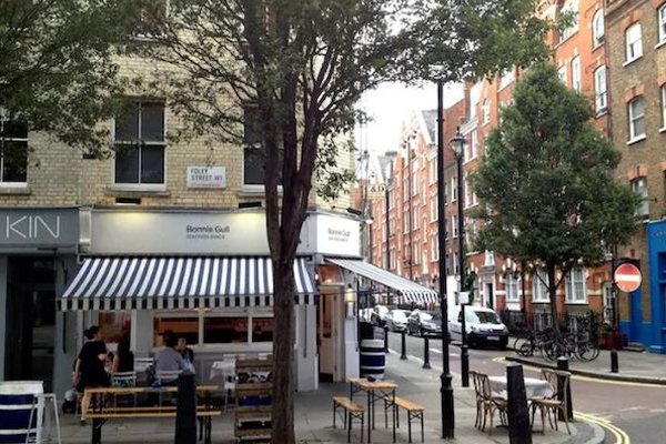 Office Space for Rent in Fitzrovia, London